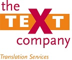 Logo - The  Text Company - translation services Utrecht
